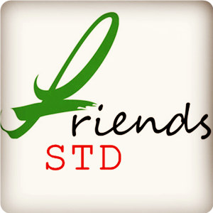 std friends logo